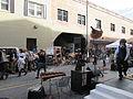 Steampunk Makers Fair Lafayette 2013 VineSt Hoops Tintypes.JPG
