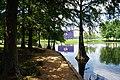 Stephen F. Austin State University August 2017 17 (Ag Pond and Homer Bryce Stadium).jpg