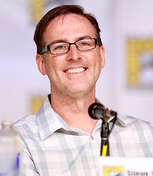 Steve Franks - Franks at Comic Con, San Diego, July 18, 2013