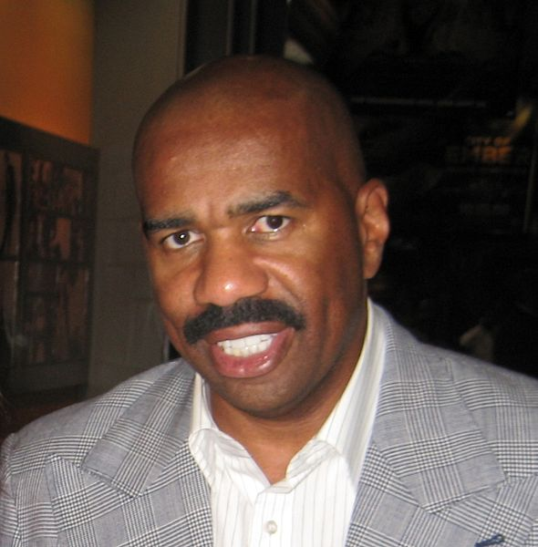 Steve Harvey, comedian