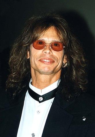 Steven Tyler - Tyler in 1996