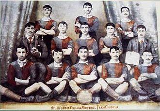 St. George's F.C. - Image: Stgeorgesfc