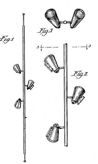 "Sears, Roebuck & Co. v. Stiffel Co. - The Stiffel ""pole lamp"" – U.S. Design Pat. No. 180,251"