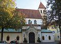 Stift zu Unserer Lieben Frau Alte Kapelle Regensburg 20160925 01.jpg