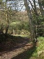 Stile near Core Hill - geograph.org.uk - 752213.jpg