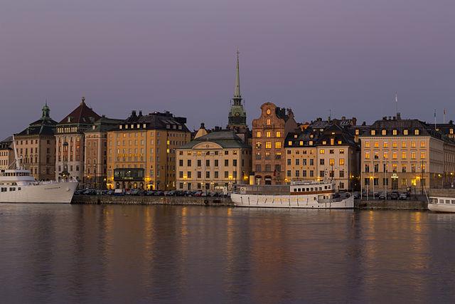 Stockholm, zdroj: Wikipedia.cs