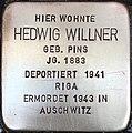 Stolperstein Hedwig Willner.jpg