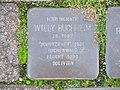 Stolperstein Willy Buchheim, 1, Bahnhofstraße 3, Bad Wildungen, Landkreis Waldeck-Frankenberg.jpg