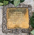 Stolperstein for Curt Moses (Stockholm).jpg