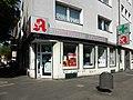 Stolpersteine Köln, Wohnhaus Olpener Straße 61.jpg