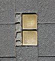 Stolpersteine Krefeld, Verlegestelle Friedrichstraße - Ecke St. Anton- Straße.jpg