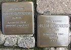 Stolpersteine für Helene und Joseph Rosenberg