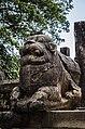 Stone lion at entrance.jpg