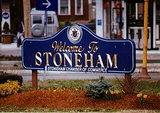 Stoneham, Massachusetts Town in Massachusetts, United States