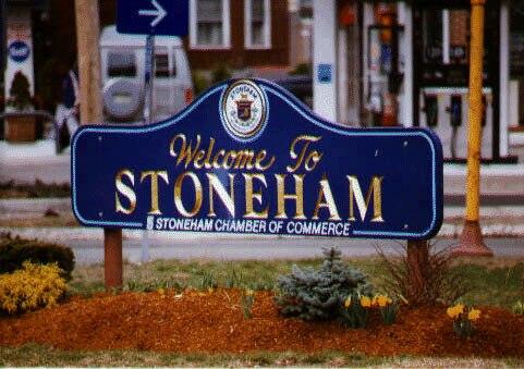 Welcome to Stoneham, Massachusetts