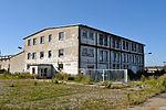 Stralsund, Dänholmstraße 11, ehemalige Reparaturwerft (2013-07-08), by Klugschnacker in Wikipedia (2).JPG