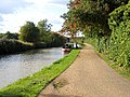 Stratford-upon-Avon Canal at Bishopton Lane - geograph.org.uk - 59953.jpg