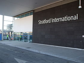 Image illustrative de l'article Gare internationale de Stratford