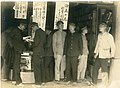 Students of Taihoku High School at a bookstore.jpg