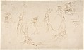 Studies of Imaginary Woodland Creatures and Other Figures MET DP804033.jpg