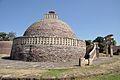 Stupa 3 - West Side - Sanchi Hill 2013-02-21 4540.JPG