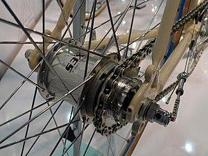 Hub gear - Sturmey-Archer S3X