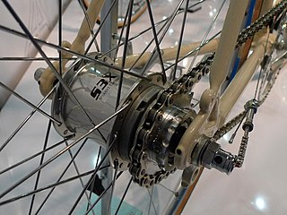 Hub gear Device for changing gear ratio on bikes