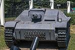 Sturmgeschütz III Ausführung B in the Great Patriotic War Museum 5-jun-2014 Front.jpg