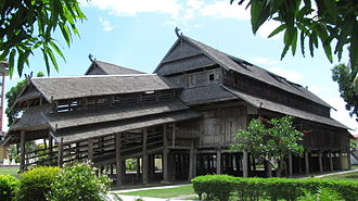 Sumbawa Besar - Former Palace Dalam Loka