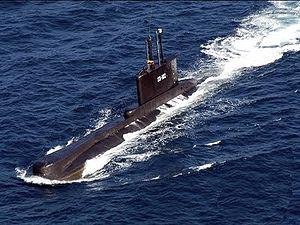 Ecuadorian Navy - Image: Submarino Shyri