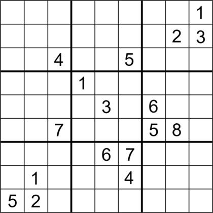 Sudoku solving algorithms - Wikiwand