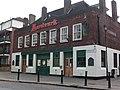 Surrey Commercial Dock Tavern pub - Rotherhithe Street, SE16 - geograph.org.uk - 1482968.jpg