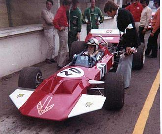 Surtees - Image: Surtees TS7Barry Boor