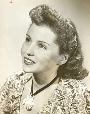 Susan Douglas Rubes - Susan Douglas Rubes in 1949