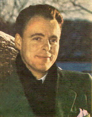 Sven Lindberg - Sven Lindberg in 1955
