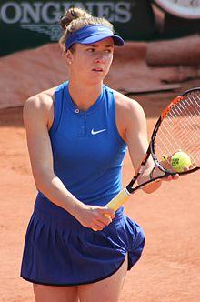 Svitolina al Roland Garros 2016