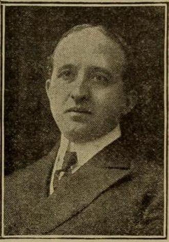 Sydney Frank - Sydney Frank in 1902.