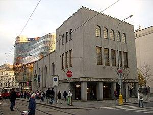 Smíchov Synagogue - Image: Synagoga na Smichove 2