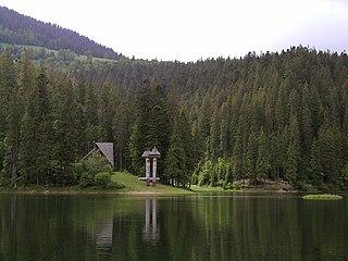 Synevyr National Nature Park