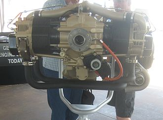 Continental Motors, Inc. - TD300 Diesel Engine