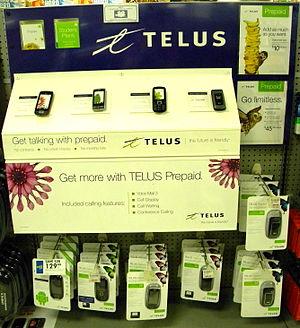 Telus Mobility - Image: TELUS Prepaid