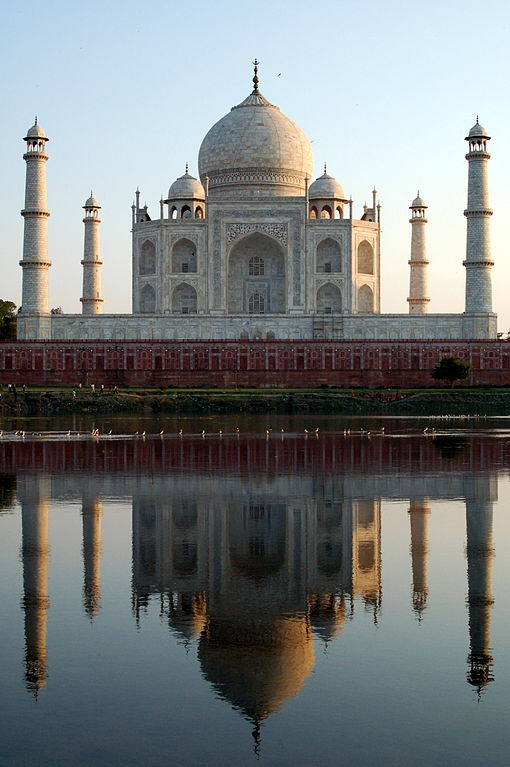information of taj mahal in english The taj mahal in the indian state of agra is one of the world's most recognisable and visited structures but these were largely replaced by lawns by the british during the raj to make the grounds look more like a typical english garden.