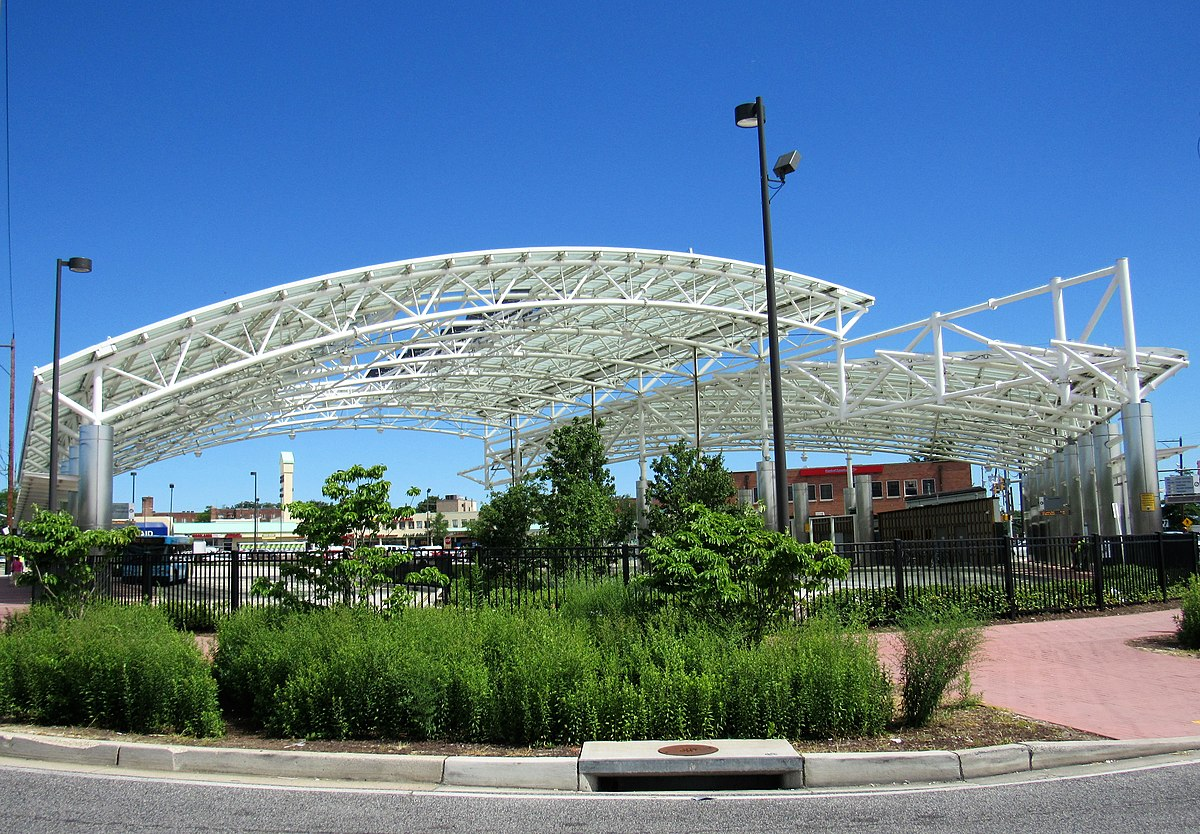Takoma Langley Crossroads Transit Center - Wikipedia