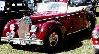 Talbot Baby - 1950 Talbot-Lago Baby Cabriolet