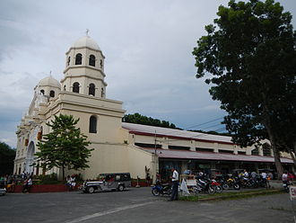 Tanauan, Batangas - Tanauan Church
