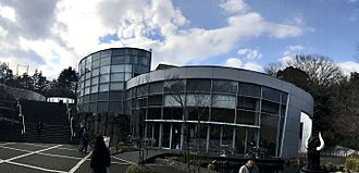 Taro Okamoto Museum of Art - Exterior of the museum, 2017
