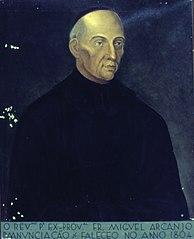 Retrato de Frei Miguel Arcanjo da Anunciação