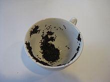 History of tea leaf reading