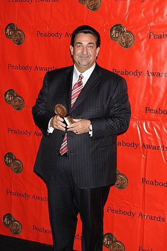 Nanking (2007 film) - Ted Leonsis at the 68th Annual Peabody Awards for Nanking
