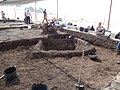Tel Shimron - Archaeological excevation of the site of the first settelment of Nahalal (3).jpg